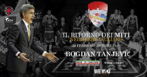 Bogdan Tanjevic Old Star