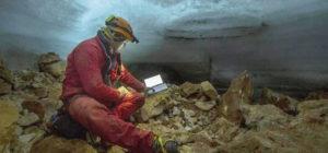 ghiaccio grotta