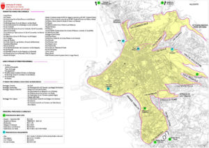 mappa Trieste limitazioni traffico