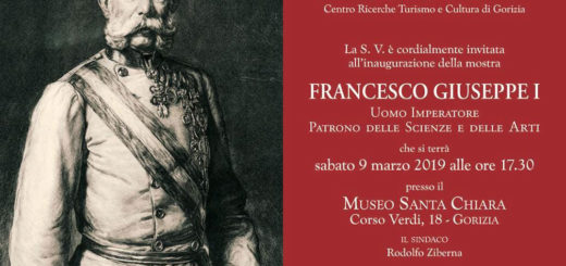 mostra Francesco Giuseppe Gorizia
