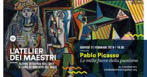 Pablo Picasso Atelier dei Maestri Roberto del Frate