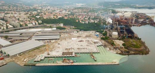 piattaforma logistica Trieste