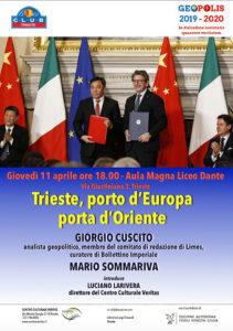 Trieste Porta d'Oriente