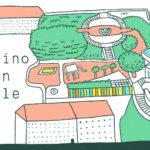 Jan Sedmak - Nel Giardino di San Michele - video d'animazione - 2018