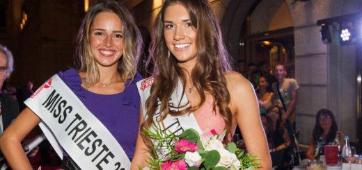 Miss Trieste 2017 e 2018