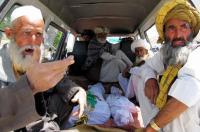 afgani furgone