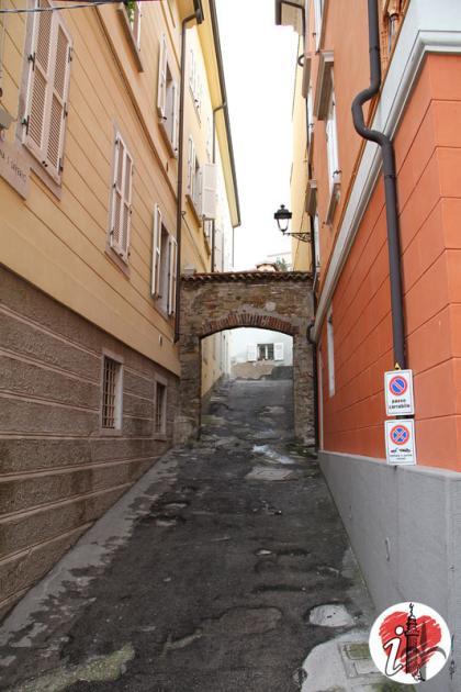 Trieste - Androna S. Saverio