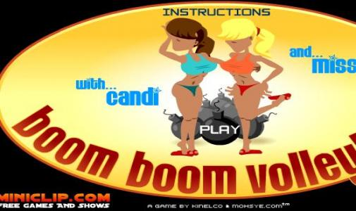 boom volleyball