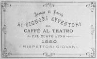 caffe al teatro targa
