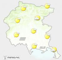 cartina meteo 11-04-2015