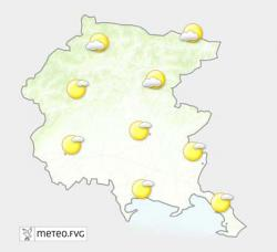cartina meteo 28-06-2015