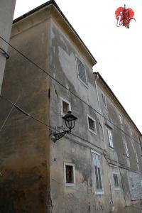 case via dell'ospitale - Trieste