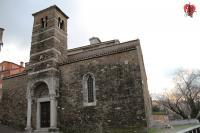 trieste - chiesa di san silvestro