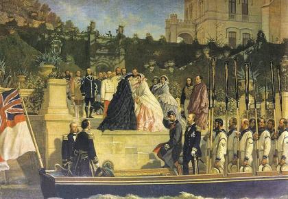 elisabeth miramare 1861