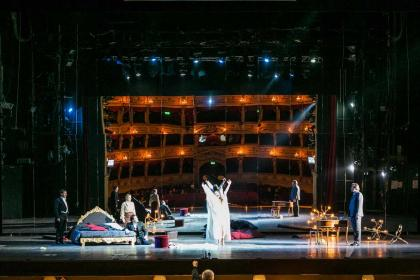 finale di la traviata al verdi di triestefoto