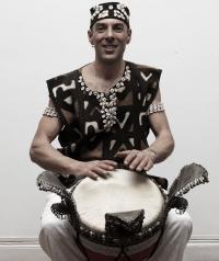gianni lauvergnac percussioni africane