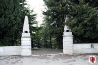 trieste ingresso parco della rimembranza