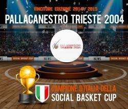 pallacanestro trieste 2004 social basket cup