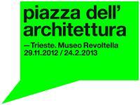 piazza architettura 2012