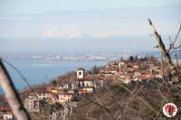Santa Croce - Trieste  e Monfalcone 6 febbraio 2014