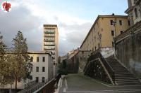 trieste - scale santa maria maggiore