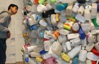 spazzatura plastica
