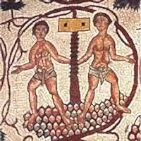 spremitura vino antica