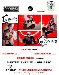 thelonious el jazzeiro