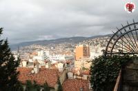 Trieste - veduta da San Giusto