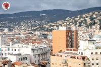 Trieste scorcio da San Giusto