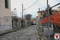 Trieste - via del Castello (San Giusto)