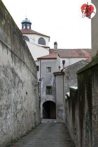 Trieste - via delle Scuole