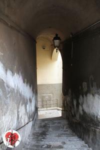 trieste - via san cipriano - galleria