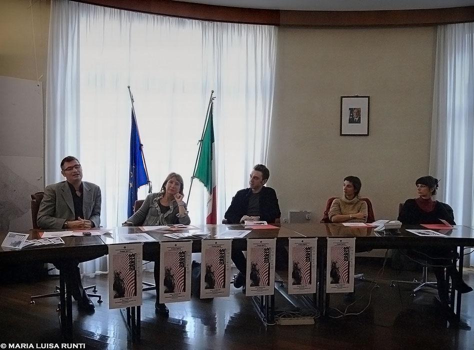 Trieste prima edizione premio darts per una nuova for Maria luisa manca