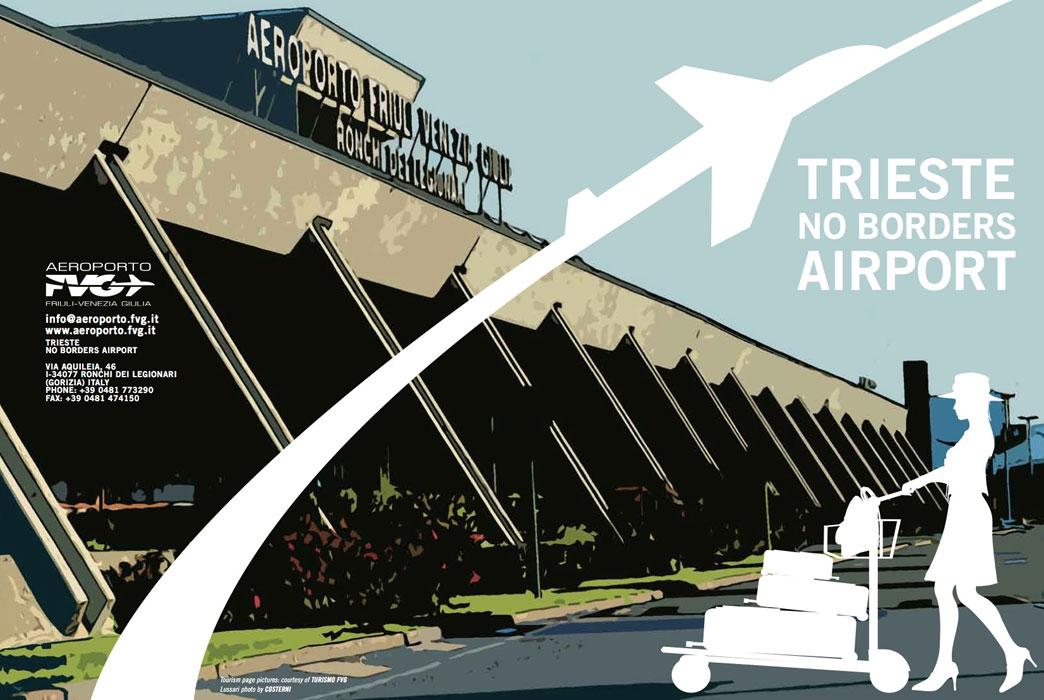 Aeroporto Ronchi Dei Legionari : Trieste l aeroporto fvg di ronchi dei legionari