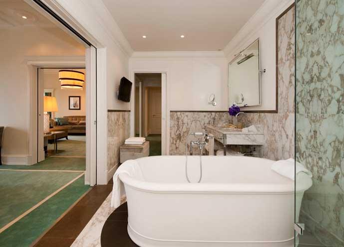 Trieste trieste hotel savoia excelsior - Bagno 144 miramare ...
