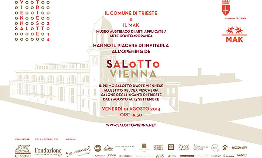 Salotto Vienna Trieste.Salotto Vienna A Trieste Il Primo Salotto Contemporaneo Di