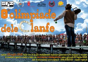 8a Olimpiade dele Clanfe 2015