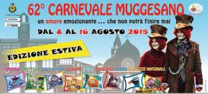carnevale muggesano estivo 2015