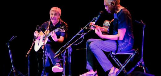Gilberto Gil e Caetano Veloso a Villa Manin