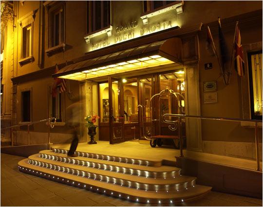 Hotel Duchi d'Aosta