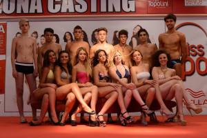 Miss Topolini 2015 secondo casting