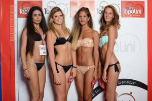 Miss Topolini 2015 alcune iscritte