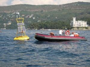 ogs monitoraggio acque golfo di trieste