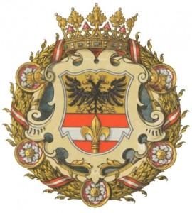 Trieste stemma asburgico