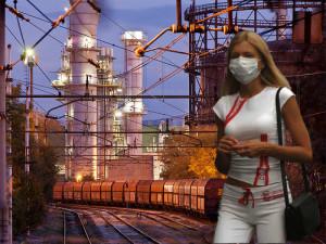 Ferriera di Servola - Smog