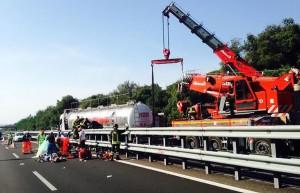 incidente autostrada FVG