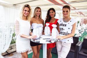 Miss Trieste 2015 candidate