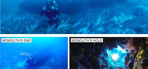 Ogs - monolito canale di Sicilia