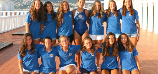 pallanuoto Trieste Under 15 femminnile